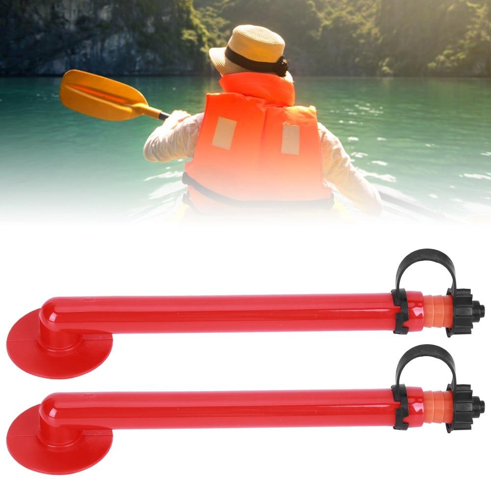 Chaleco salvavidas portátil de plástico PVC, 2 uds., inflador automático, ligero, inflable, exterior, chaqueta de natación, accesorio especial