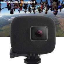 Slayer Dust Resistant Accessories Sponge Windscreen Outdoor Camera Cover Wind High Density Sports Fo