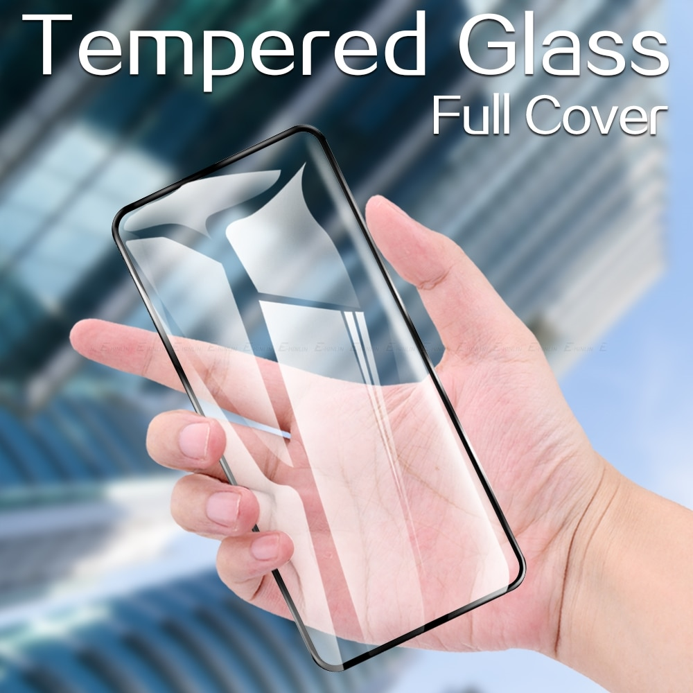 Cobertura completa de vidro para OPPO A77 A79 A75 A72 A73 2020 5G Protetor de Tela de Vidro Temperado Película Protetora