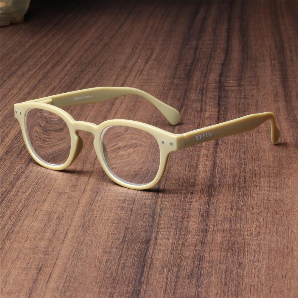 Sifyum óculos de leitura luz azul óculos de leitura homem computador hyperopia eyewear ampliar óculos de olhos