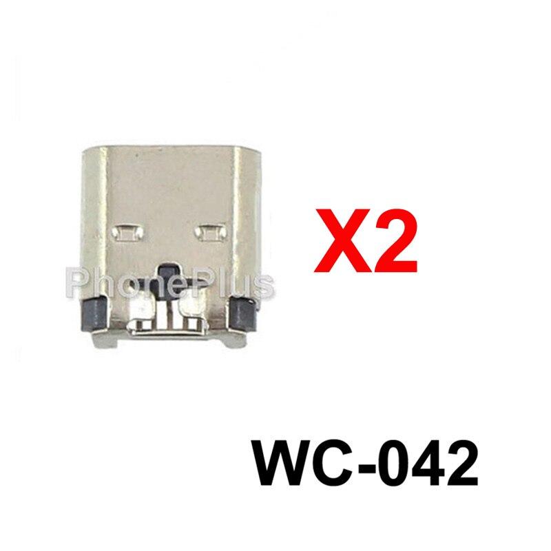 2 uds. Para Nokia Lumia 520 620 630 puerto de carga USB...