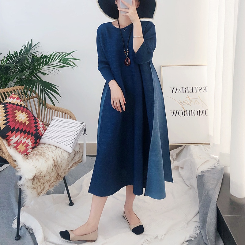 Office Lady Summer Patchwork Dresses Woman Plus Size 2021 Elegant Fashion  Oversized  Casual Beach Party Work Dress Clothing 4XL
