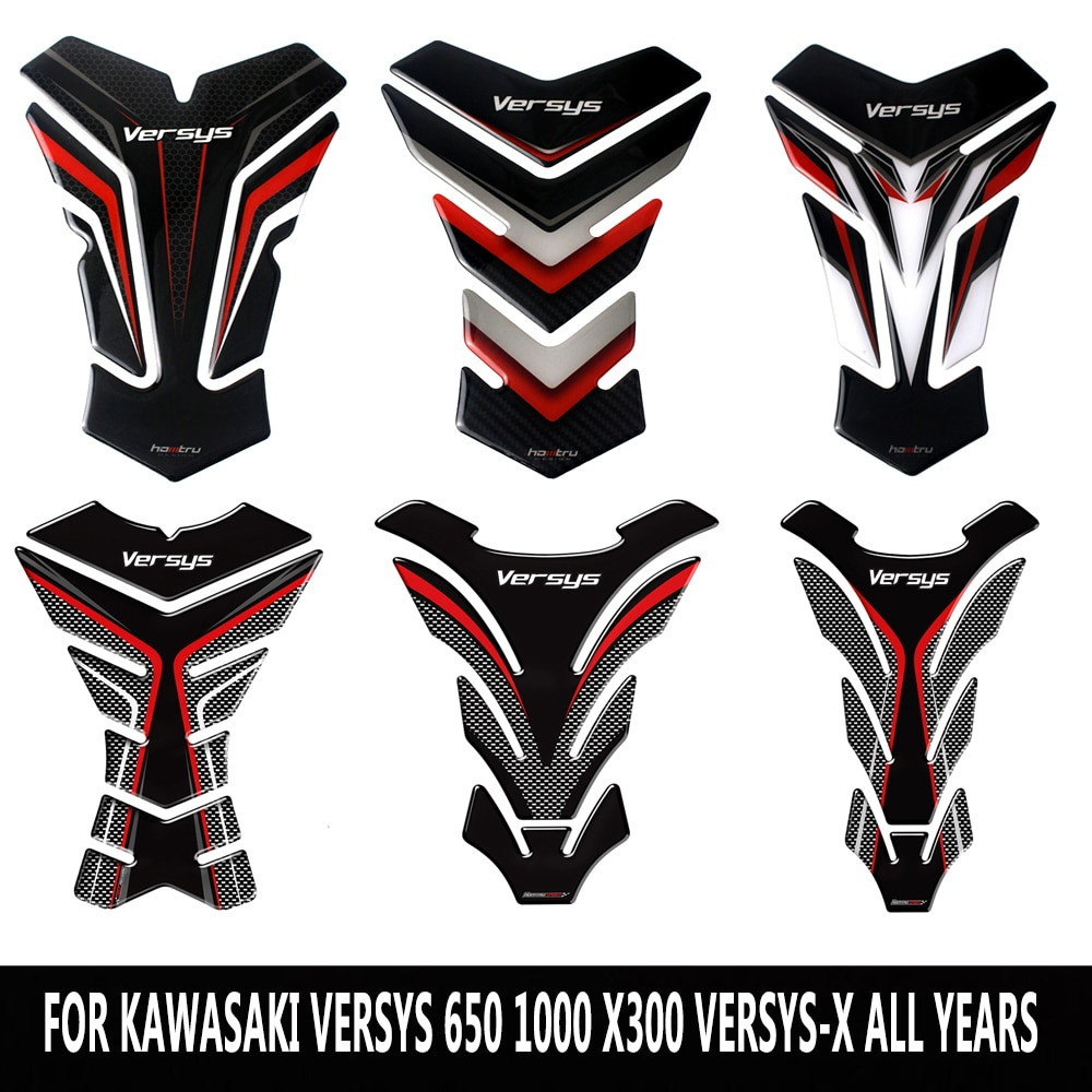 FOR YAMAHA FZ1 FZ1N Fuel Tank Sticker Motorcycle 3D Carbon Fiber Appearance Pad Protection Decal shell