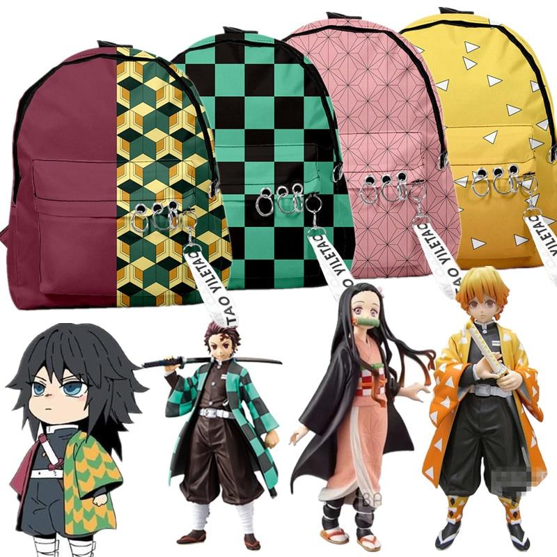 حقيبة ظهر جلاد الشياطين, حقيبة ديمون سلاير مناسبة للمدرسة و السفر للأولاد والبنات.