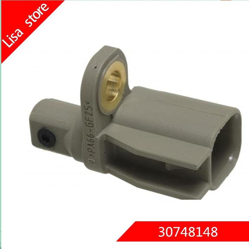 Sensor de velocidad de la rueda trasera L/R ABS para VOLVO S40 2011 OEM 30748148 307481480 30793636 6G9N-2B372-DC 6G9N-2B372-DD