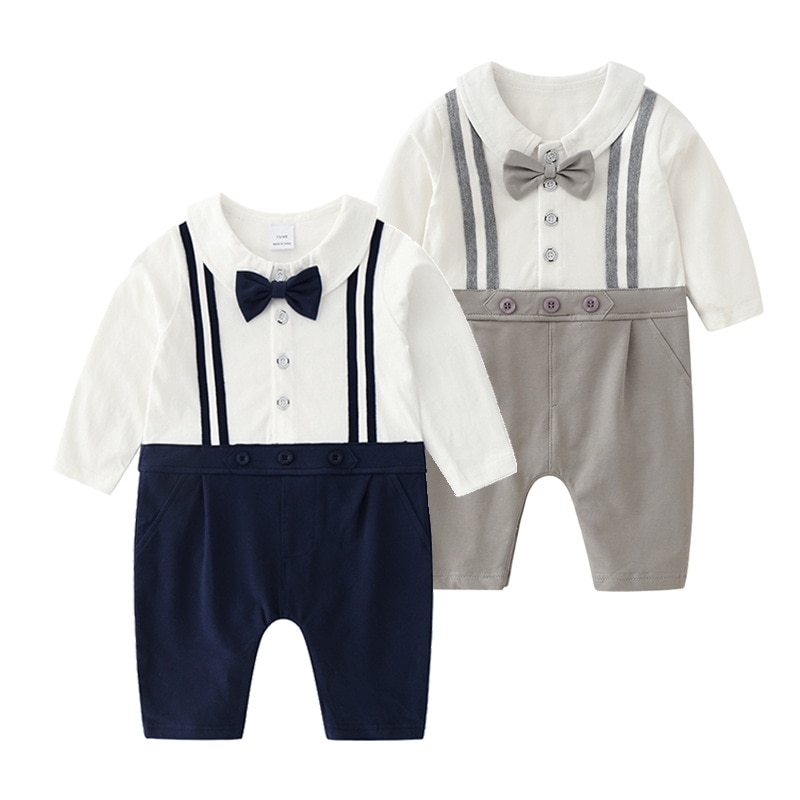 newborn jumpsuits tpure cotton long sleeve package ifantile clothes baby clothes climbing clothes spring autumn baby boy romper Newborn Cotton Romper Baby Boy Short Sleeve Jumpsuits Toddler Outfit Sunsuit Clothes Newborn Baby Clothes Kids Summer Clothes