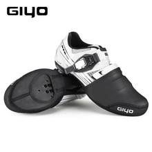 GIYO Toe Warmer Cycling Running Rain Proof Bicycle Toe Covers Women Men Cycling Overshoes Winter MTB