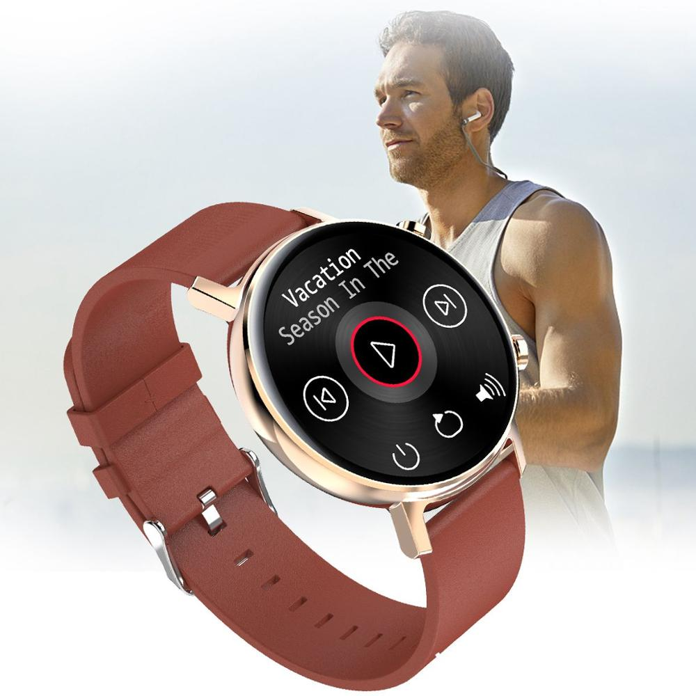New 2021 Smart watch Men MT17 Sport Music SmartWatch Support Blood Pressure Heart Rate Monitoring for IOS Android Phone Bracelet