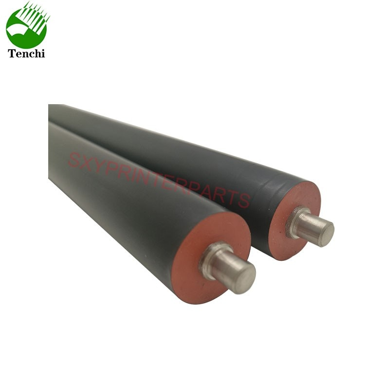 2 قطعة/الوحدة أسود اللون فوزر ضغط الأسطوانة السفلى لسامسونج CLP360 CLP365 أجزاء الطابعة