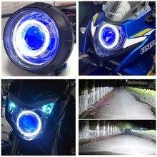 Moto GW250 montaje de la linterna para Suzuki moto rcycle faros DL250 GSX250R iluminación 250cc gw 250S/F proyector de xenón oculto