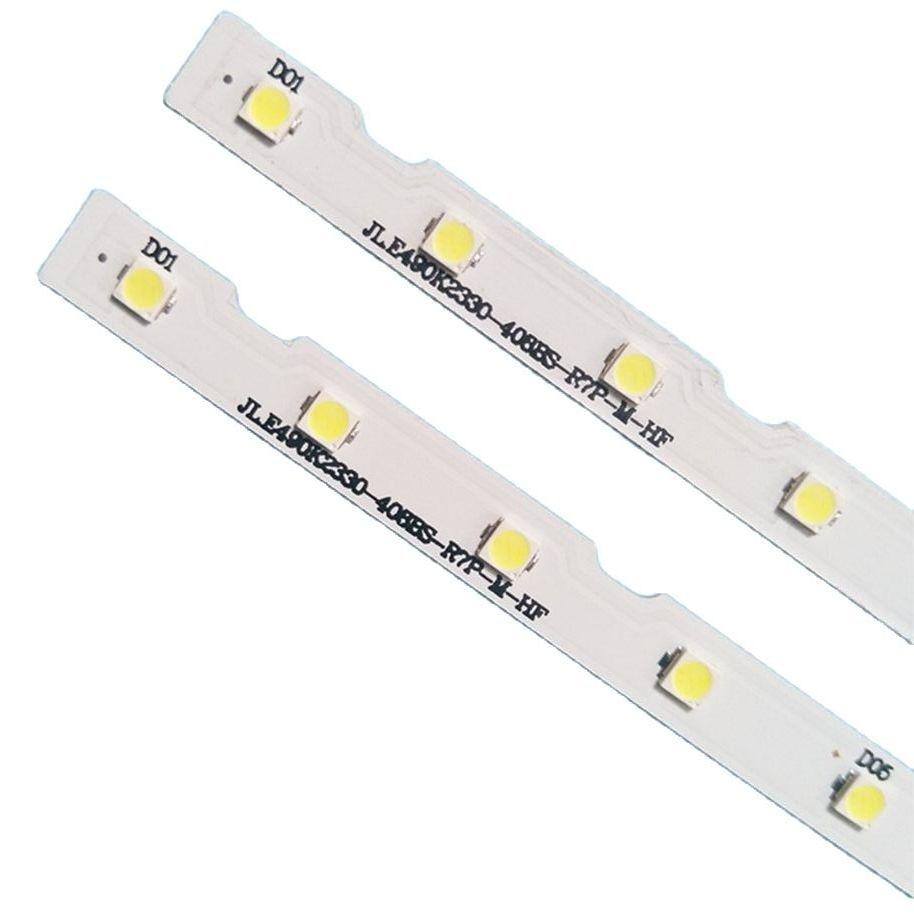 Tira de luces LED para televisor Samsung, accesorio para televisor Samsung UE49NU7120U...