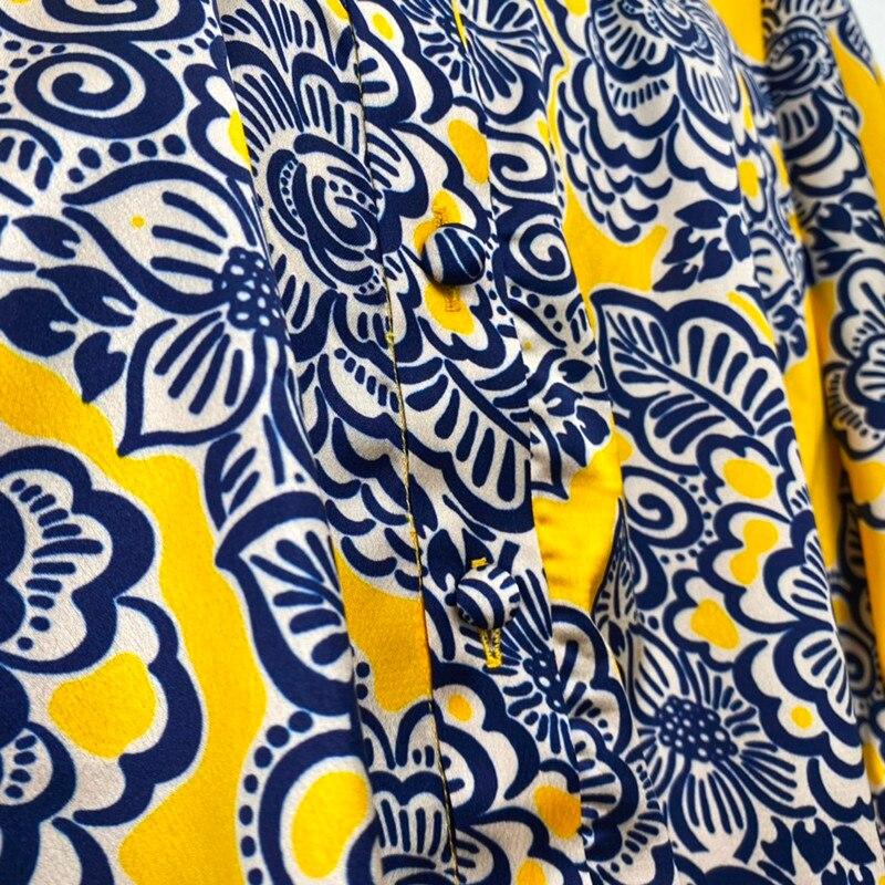 2021 Summer Top Quality Vintage Printed High Quality Fashion Designer Style Vintage Playsuits Women enlarge