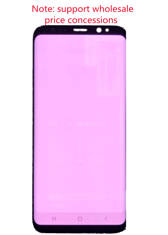 For Samsung Galaxy NOTE9 N960A N960U N960F N960V LCD monitor original display, suitable for Samsung NOTE 9 display Severe burns enlarge
