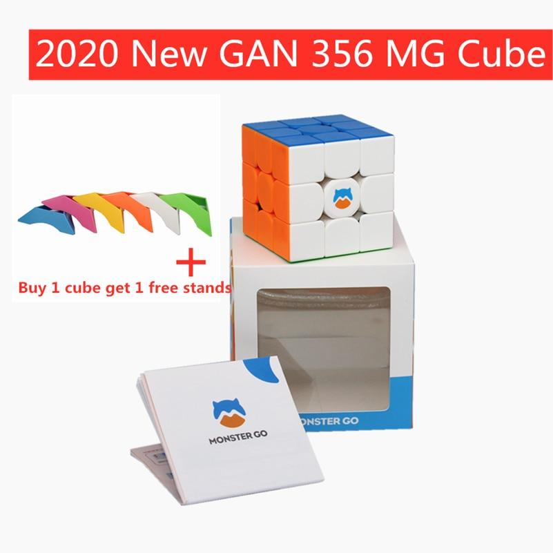 cubo magico 3x3x3 gan cube gan 356 rs gan 356 m g cubo de velocidade magnetica 333