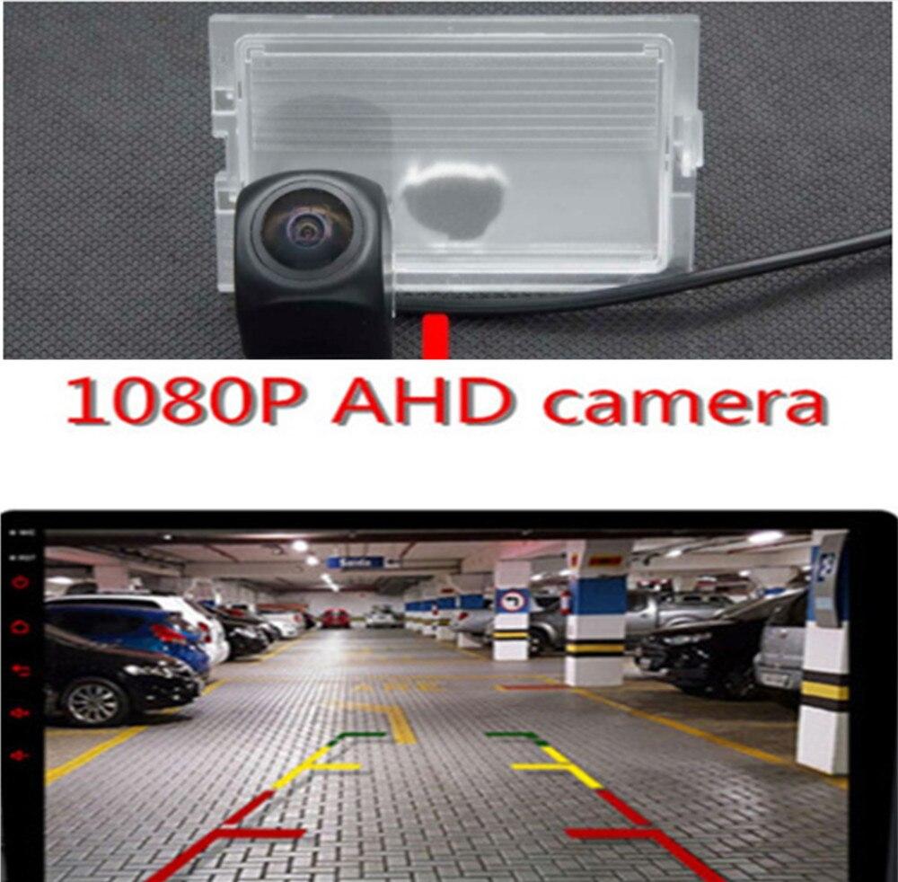 Ahd 1080p câmera reversa fisheye estacionamento câmera de visão traseira do carro forland rover sport freelander discovery 2/lr3 câmera do carro