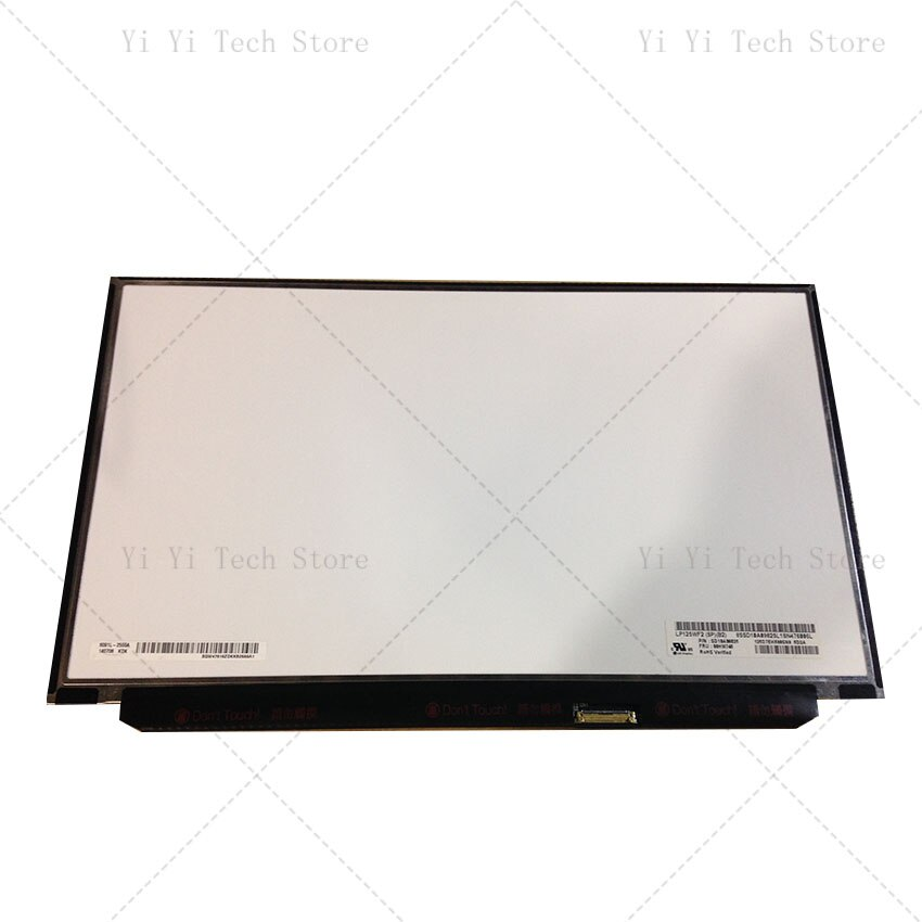 Pantalla lcd para portátil de 12 pulgadas LP125WF2(SP)(B2), LP125WF2-SPB2 de 1920x1080 para Lenovo Thinkpad X240 X250 X260 X270 X280 FHD IPS