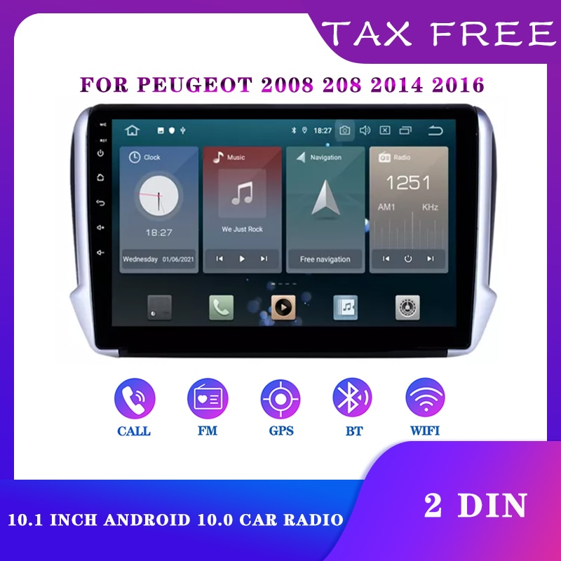 10-1-android-10-car-multimedia-video-player-auto-radio-for-peugeot-2008-208-2014-2018-car-navigation-gps-2-din-dvd-head-unit