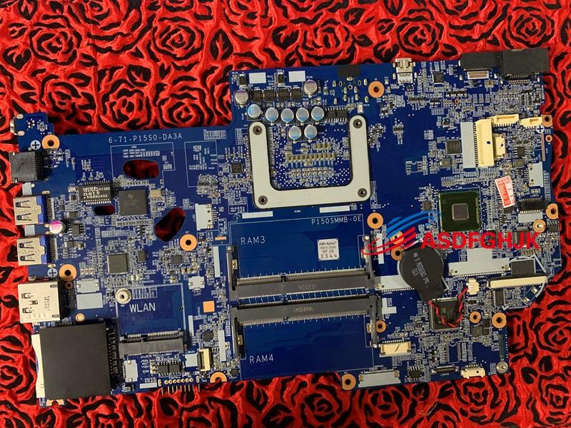 Para clevo sager computador portátil mainboard 6-71-p15s0-da3a 6-77-p170sma0-d03a p150smmb-0e nkp170sma004