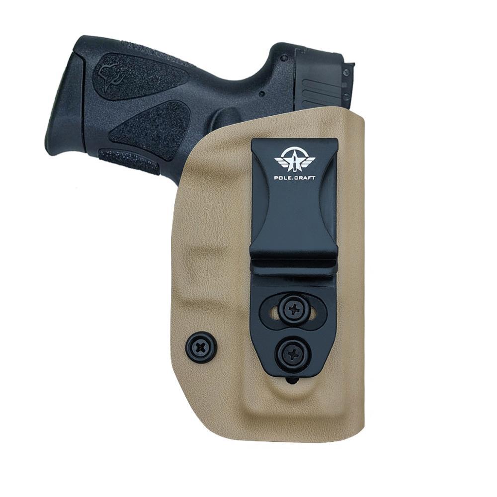 Kydex кобура iwb Таурус G2C & Millennium PT111 G2 / PT140 9 мм чехол для пистолета внутри пояса Скрытая кобура Сумка для пистолета