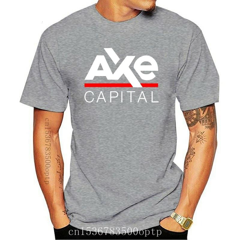 New Axe Capital Logo T-Shirt Tv Show Billions Inspired Unisex Tee Top S - 3Xl Humorous Tee Shirt