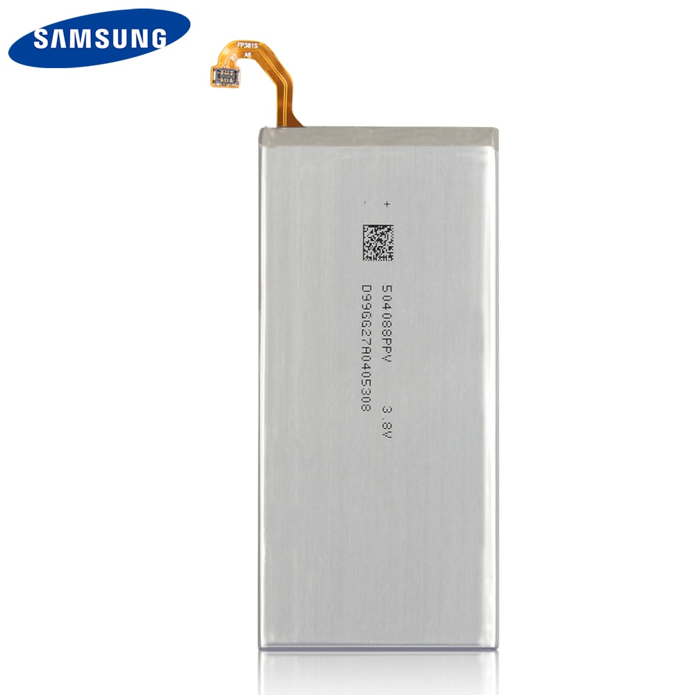 Original Replacement Phone Battery EB-BJ800ABE For Samsung Galaxy J6 A6 On6 2018 version SM-A600F J600 Authentic Battery 3000mAh enlarge