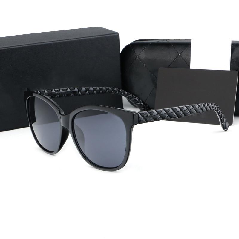 2021 Luxury Polarised Square Sunglasses For Men and Women Large frame Women's Sunglasses for Elegant