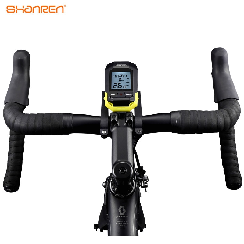 Generation 2 in 1 Bike Front Light Bluetooth Bicycle Speedometer  - buy with discount
