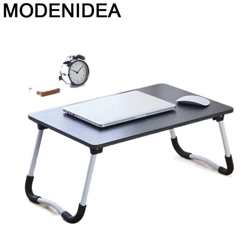 Mesa portátil de notebook, suporte de mesa portátil para laptop, escritório, mesa de estudo, computador