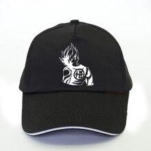 Casquette de baseball Dragon Ball Z Vegeta   Casquette dété 2020, casquette de camionneur pour hommes, chapeau de cosplay de dessin animé japonais
