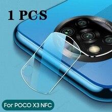For Xiaomi Poco M3 X3 NFC X2 Poco F3 F2 M2 Pro Screen Protector Tempered Glass Camera Lens Film For