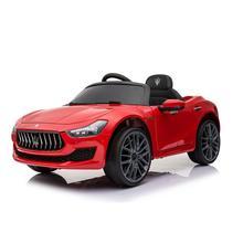 12V Licentie Maserati Batterij Aangedreven Kinderen Rit Op Auto Speelgoed Met Afstandsbediening Wielen Schorsing MP3 Speler En Verlichting MBG0494