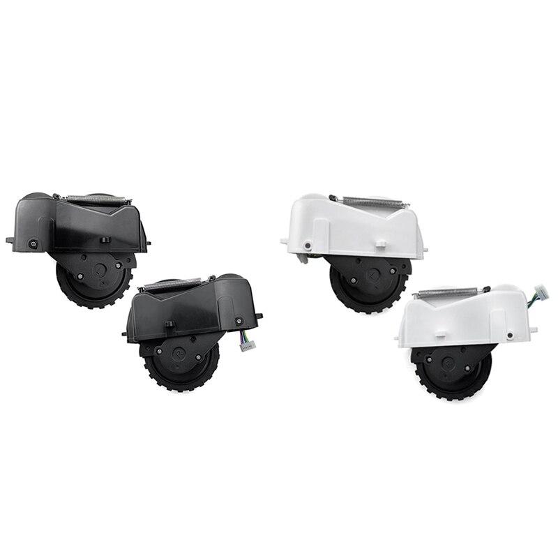 عجلة اليمين عجلة اليسار ل 360 S6 الروبوتية مكنسة كهربائية إكسسوارات قطع غيار استبدال