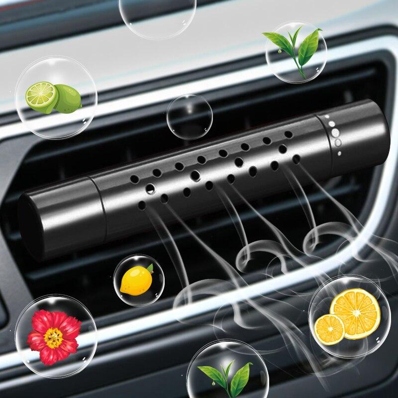 Ambientador de coche olor en el diseño del coche accesorios interiores para Geely Vision SC7 MK CK Cross cleagle SC7 Englon SC3 SC5