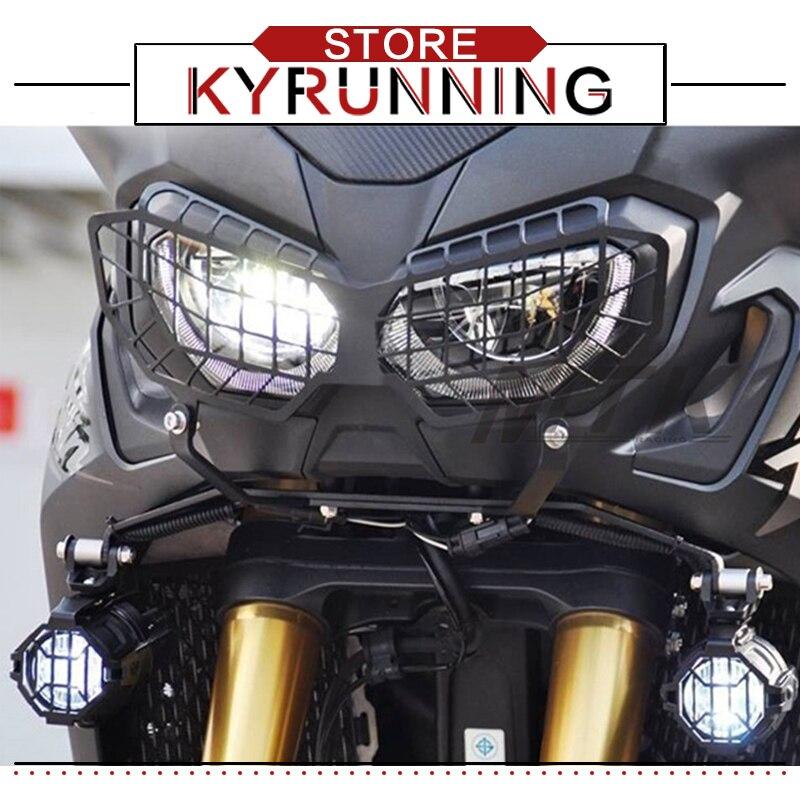 Модификация мотоцикла защита для фар защитная решетка для CRF1000L CRF 1000L CRF1000 L Африка Твин