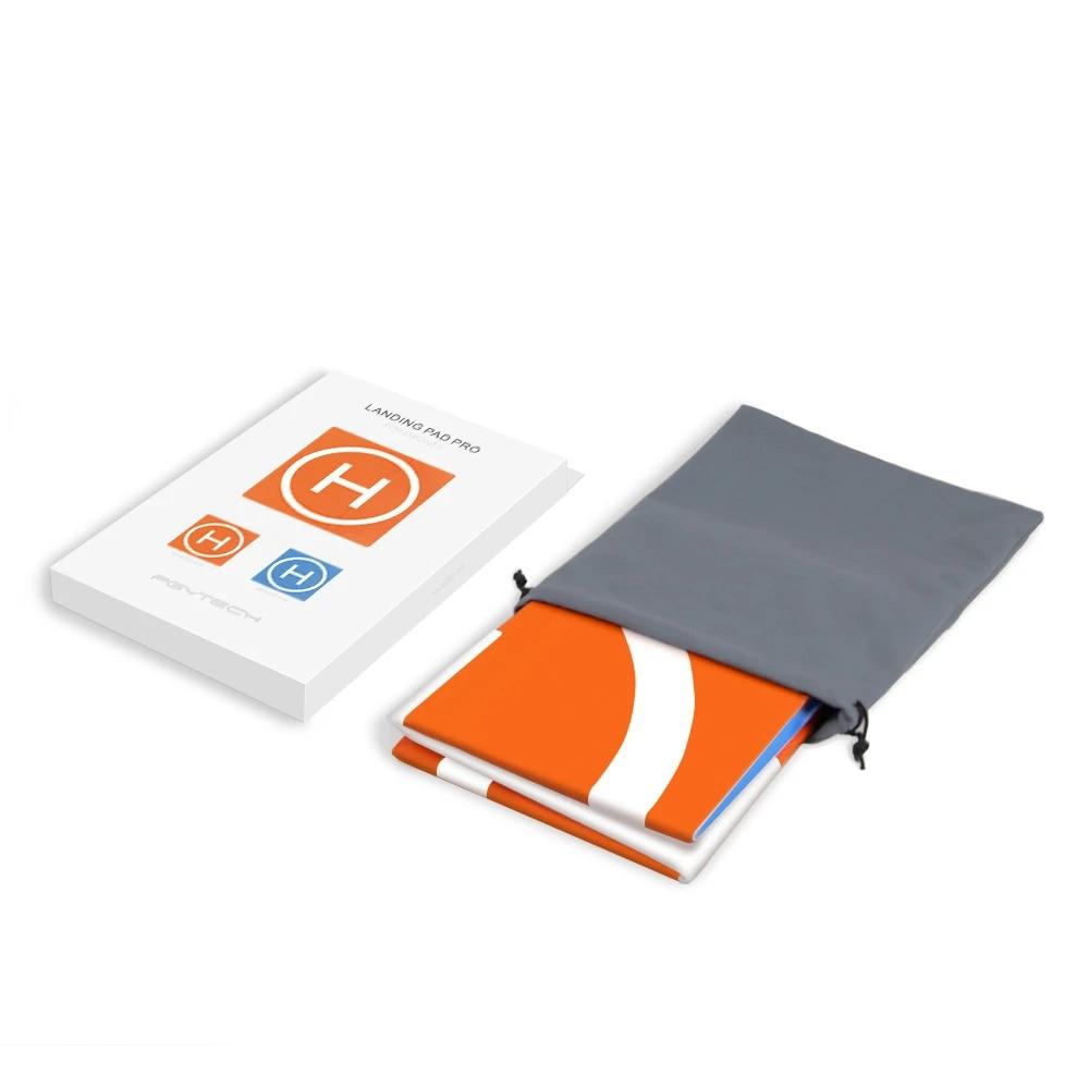 Pgytech portátil dobrável almofada de pouso para dji mavic 2/pro/mavic ar/faísca/fantasma zangão universal acessórios
