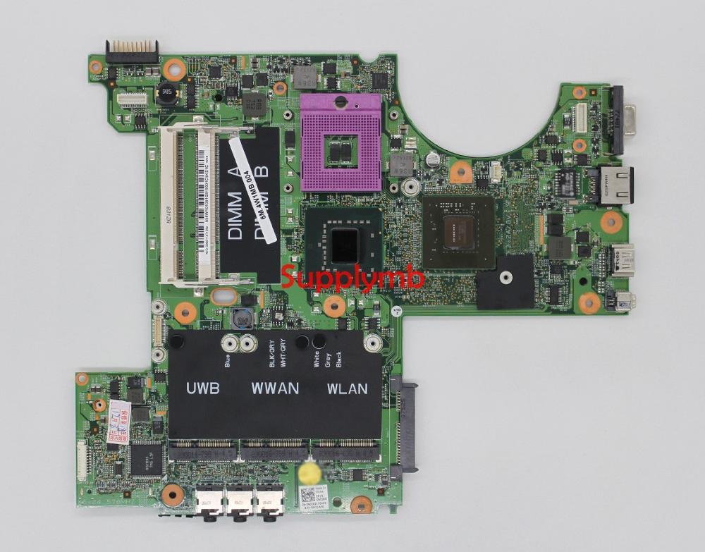 Placa base probada para ordenador portátil, CN-0N028D 0N028D N028D G84-601-A2 GPU PM965...