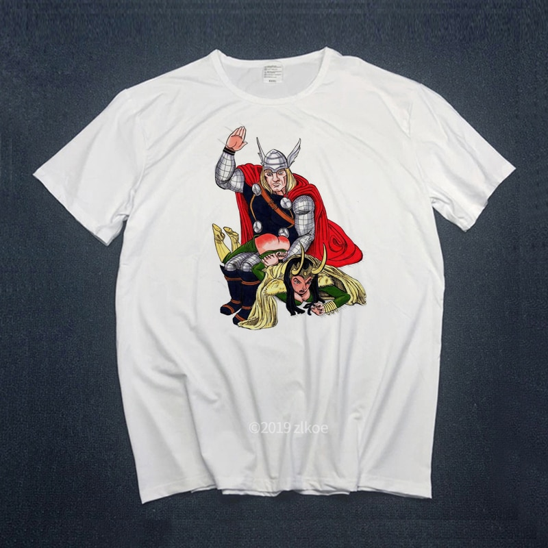 Летняя белая футболка LOKI Мужская футболка s женские футболки на заказ футболка с коротким рукавом Капитан Америка Sitcoms топы футболки хип-хоп