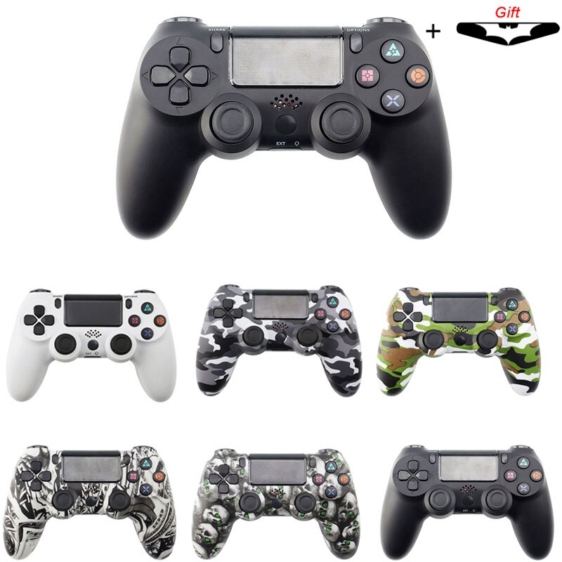 For Playstation 4 controller Support Bluetooth Wireless Controller For Sony PS4 Gamepad Joystick For PS3 Console For Win 7/8/X support bluetooth wireless controller for sony ps3 gamepad for ps3 console joystick for sony playstation 3 pc for dualshock
