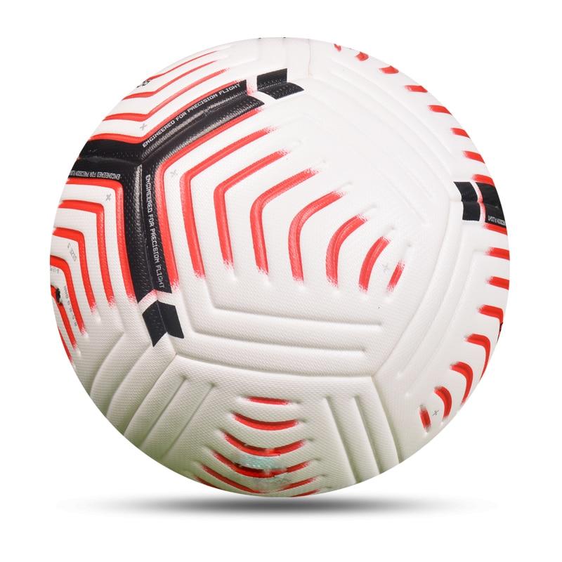 2021 Professional Size5/4 Soccer Ball Premier High Quality Goal Team Match Ball Football Training Seamless League futbol voetbal