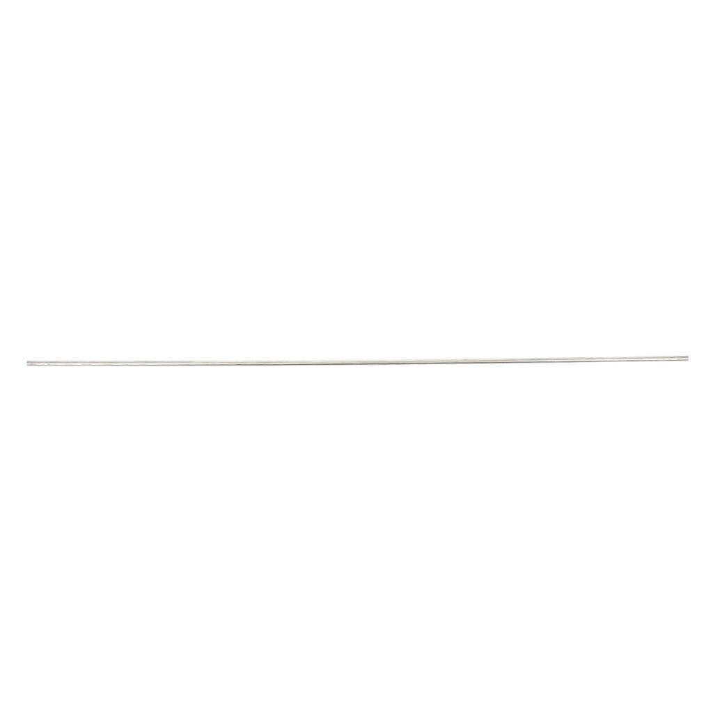 0.5m X 6063 Aluminium Alloy Round Solid Rod Bar Shaft, Diam. 4mm, 50cm( 19.7 inch) length