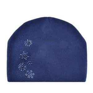 Pearls winter hats for women knitting cap ladies autumn wool beanies caps women rhinestone warm beanie hat bonnet femme