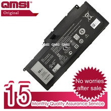 QMSI 14,8 V 58Wh Original F7HVR G4YJM 062VNH T2T3J batería para DELL Inspiron 17 7000 de 7737,7746 14 15 15r 5545 7537 14-7437laptop