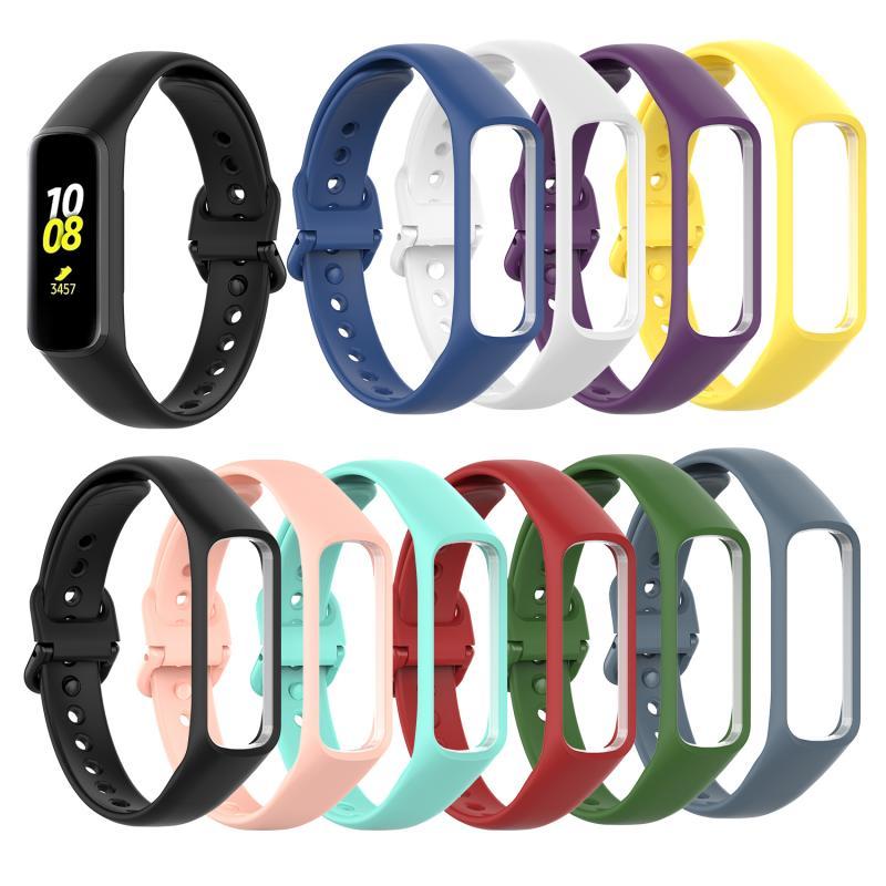 For Samsung Galaxy Fit-e R375 Smart Watch strap sport wrist strap women fashion smart Wristband stra