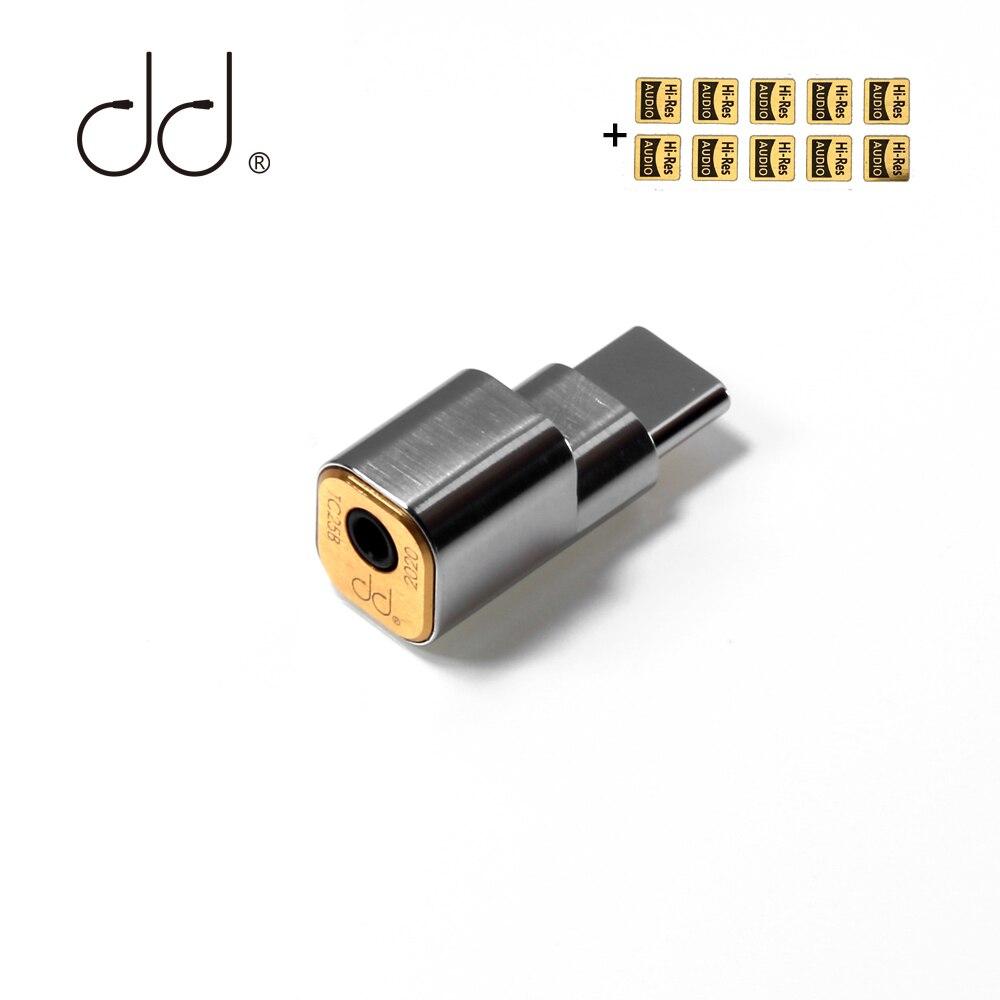 Para Smartphones Android DD ddHiFi TC25B USB-C tipo-C a Jack de 2,5mm...