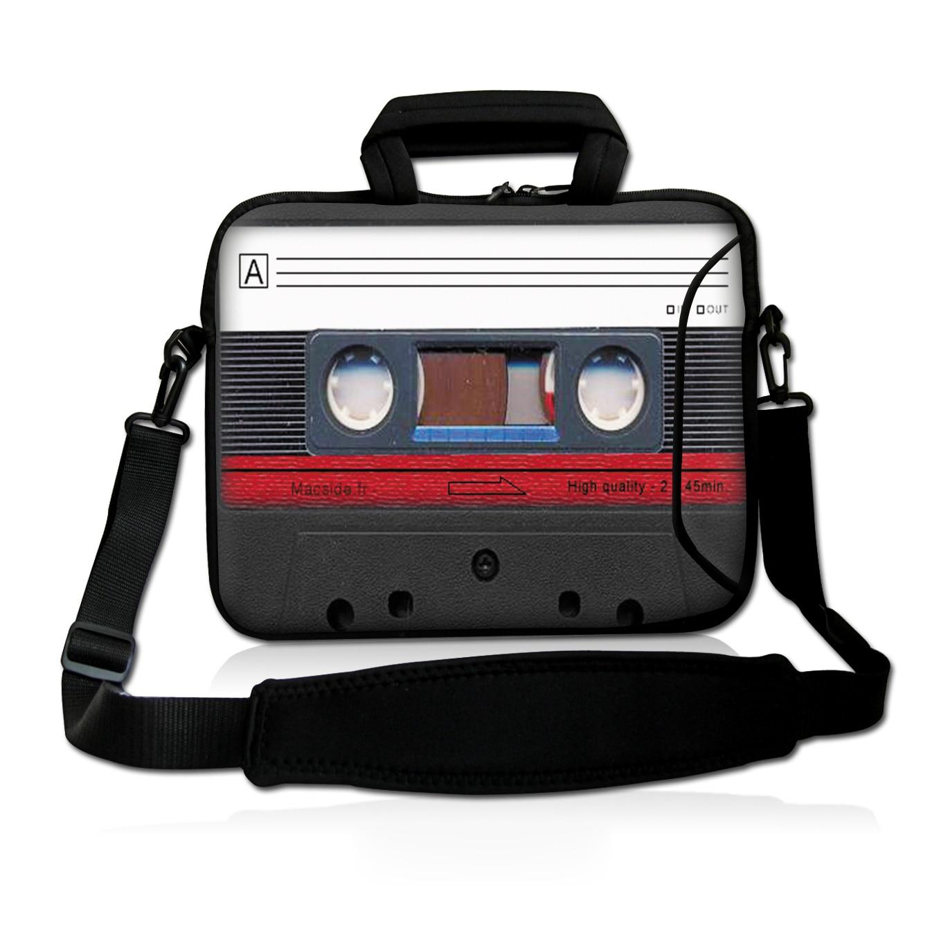 """Hot Sale Tape  13"""" Laptop Shoulder Bag Case Cover For 13.3"""" Macbook / HP Folio / Dell Acer"""