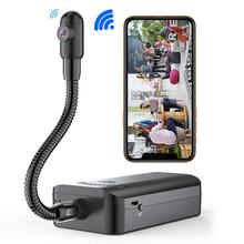 JOZUZE wireless DIY Mini Camera Remote Monitoring Wifi HD Video Recorder Micro Camcorder Mini Cam Mo