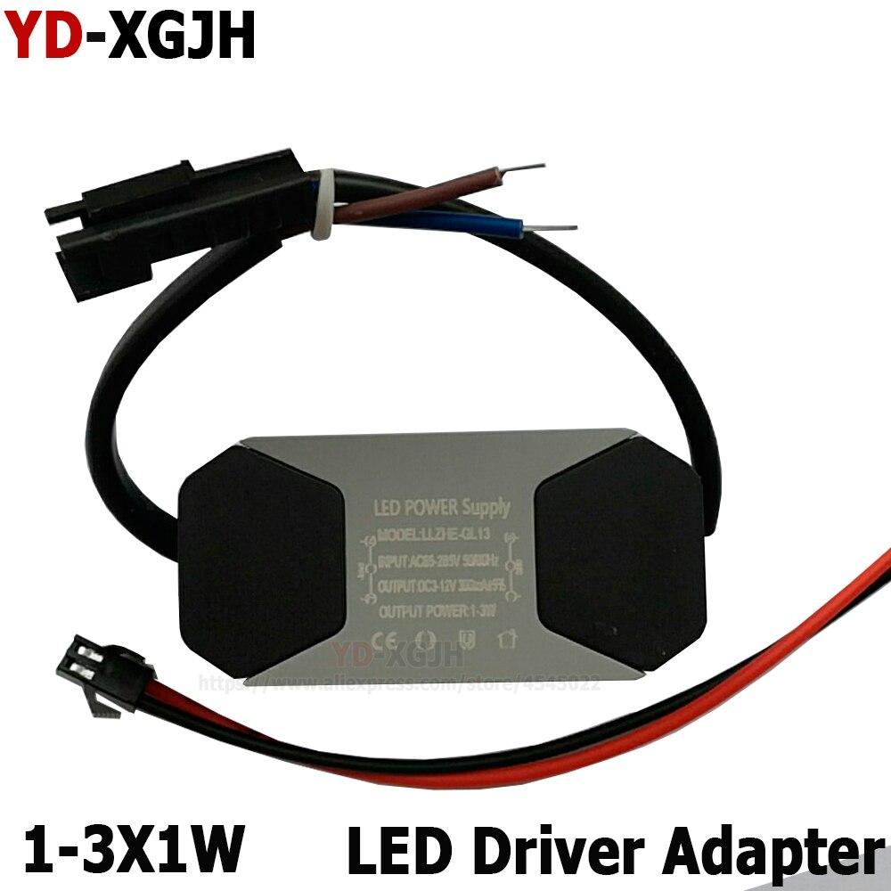 300mA LED Driver 1W 3W 5W 7W 12W 18W 25W 36W For1-3W LEDs Power Supply Unit AC85-265V Lighting Transformers For LED Power Lights