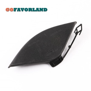 Unpainted Front Bumper Tow Hook Cover Cap 51117222744 For BMW E70 X5 2011 2012 2013