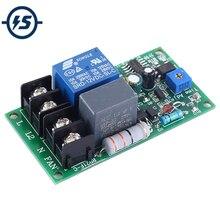 Module de relais de retard Circuit de retard de mise hors tension réglable ca 220V 30s