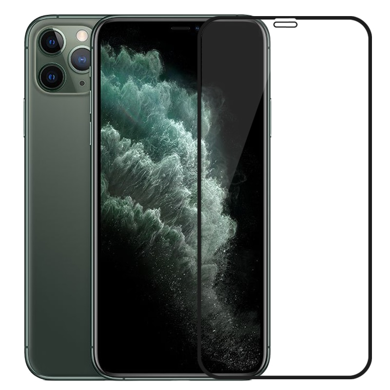 Full Cover Iphone 12 Mini Glass Protective Glass Iphone 11 Pro Max Screen Protector 12pro 11pro 12 P